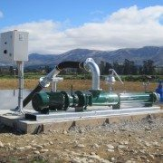 sustainable water install
